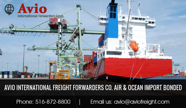 Air & Ocean Import Bonded Under Shipping Experts | Avio Freight